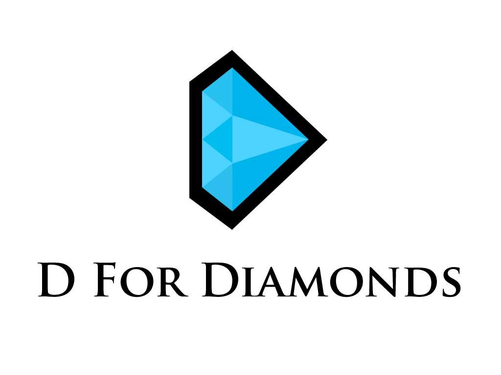 D For Diamonds Logo