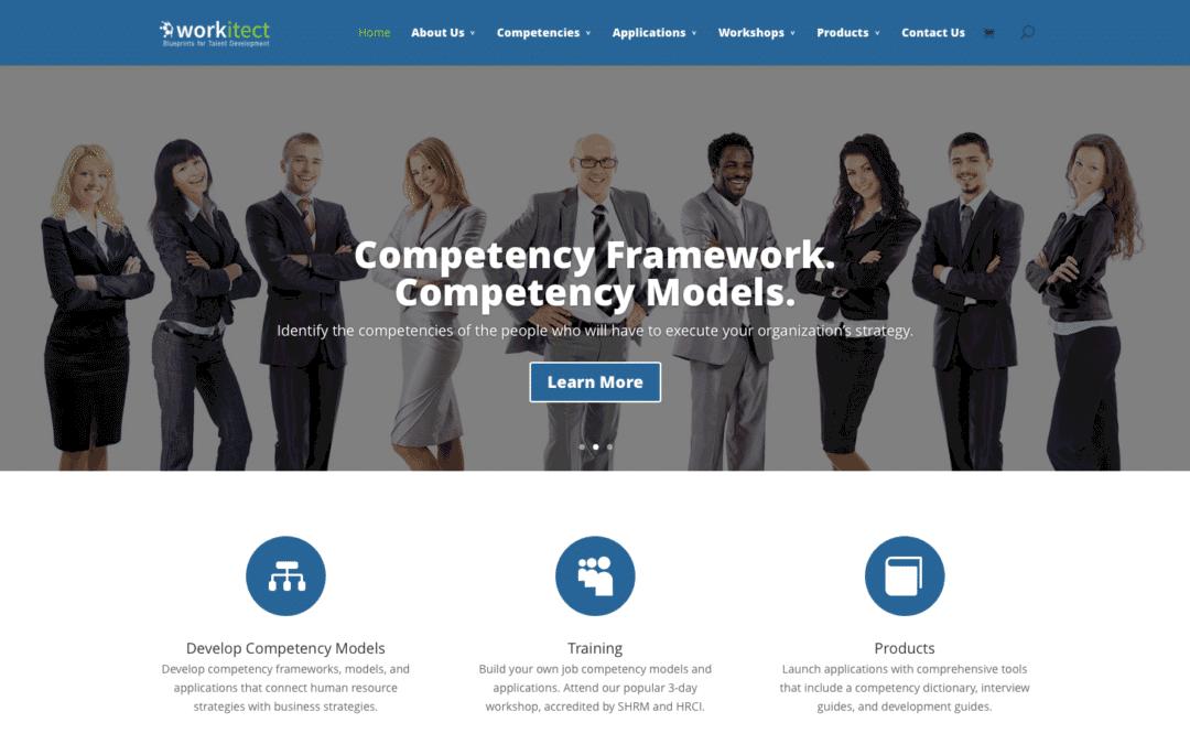 Workitect HR Website