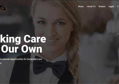 Bartender Foundation Website