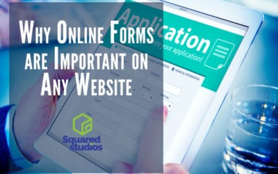 Why Online Forms are Important on Any Business Website