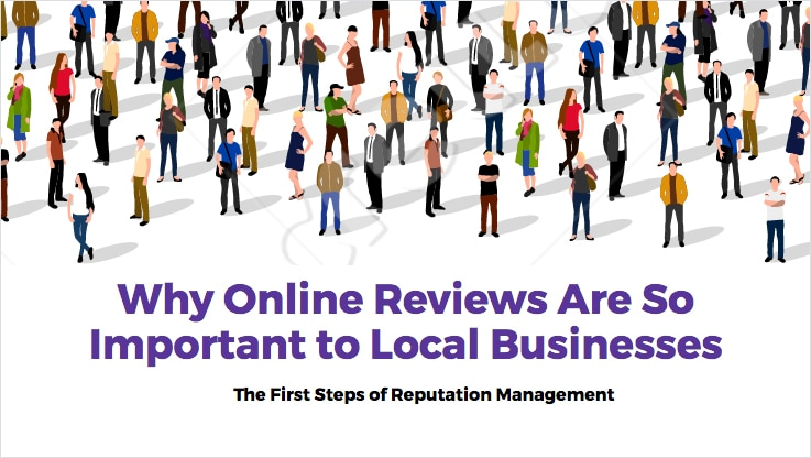 Why Online Reviews Are So Important to Local Businesses