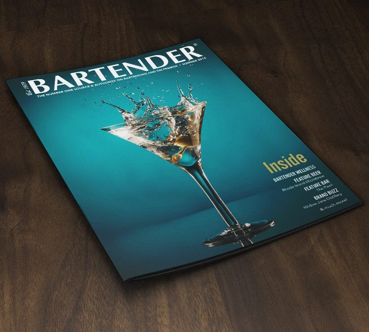 Bartender Magazine: Creative Direction