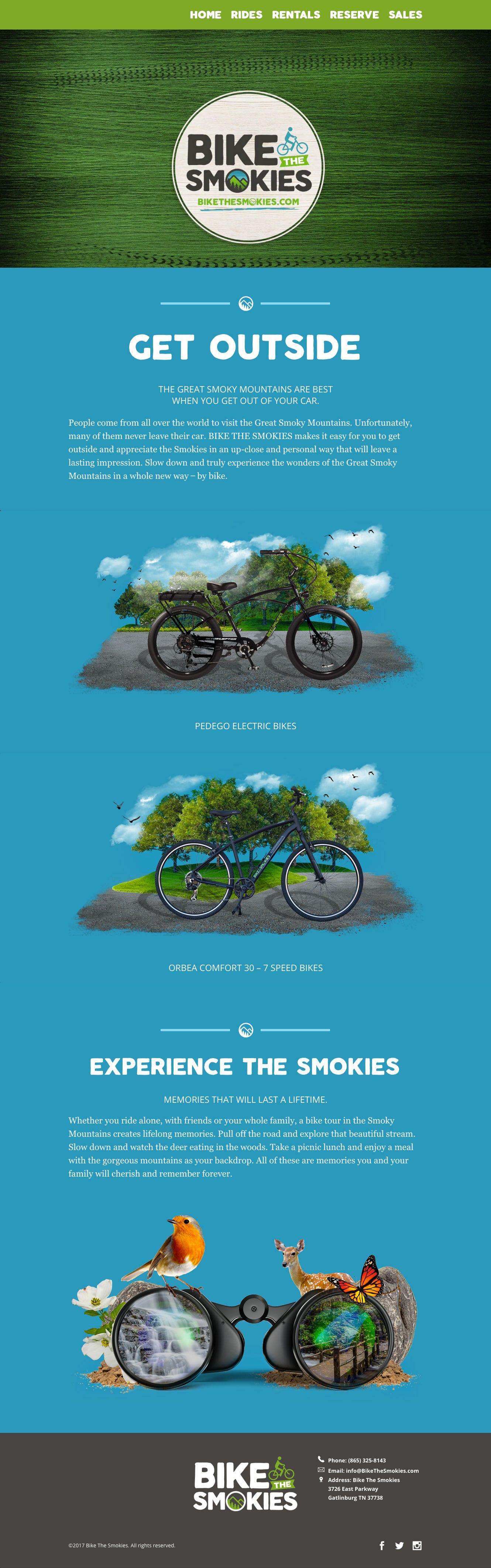 bikethesmokies