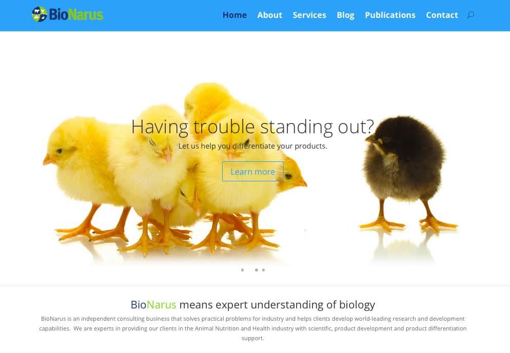 BioNarus Website