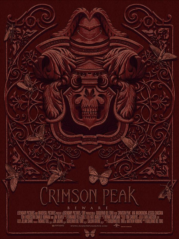 crimson-linework