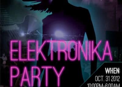 Nightclub Poster
