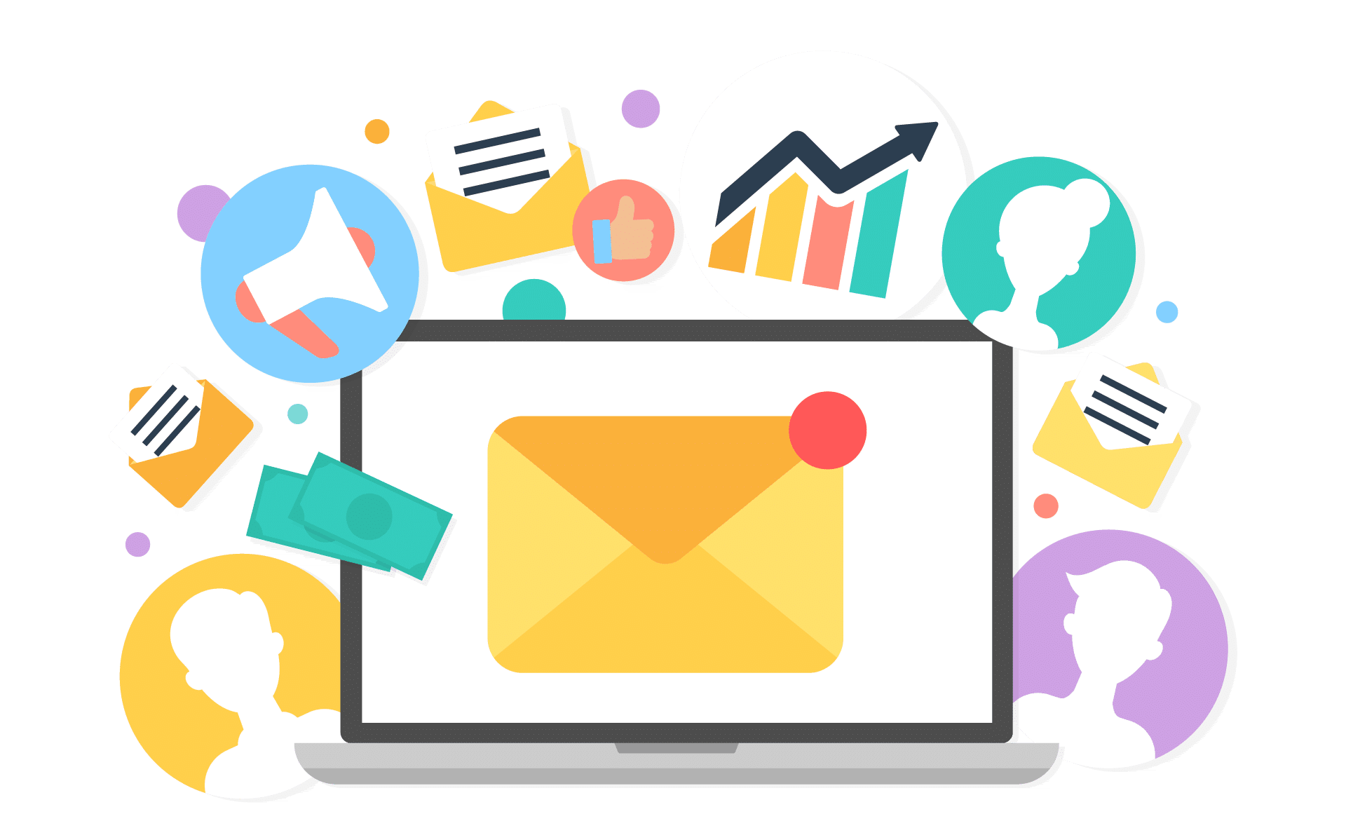 email-marketing-icons