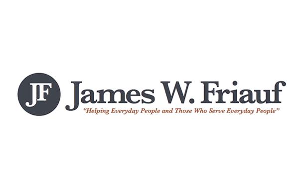 Law Office of James W. Friauf Logo