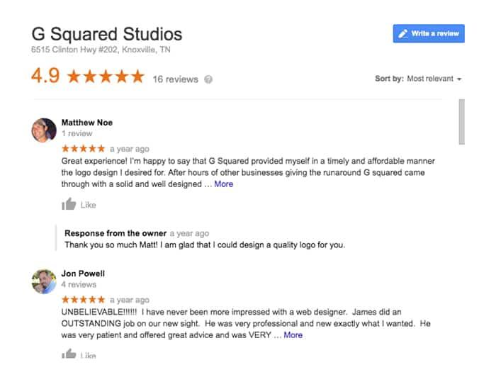 google-reviews-as-website-rnking-factors
