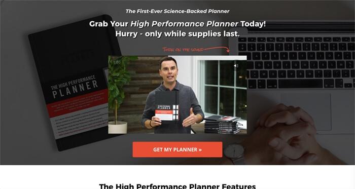 high-performance-planner