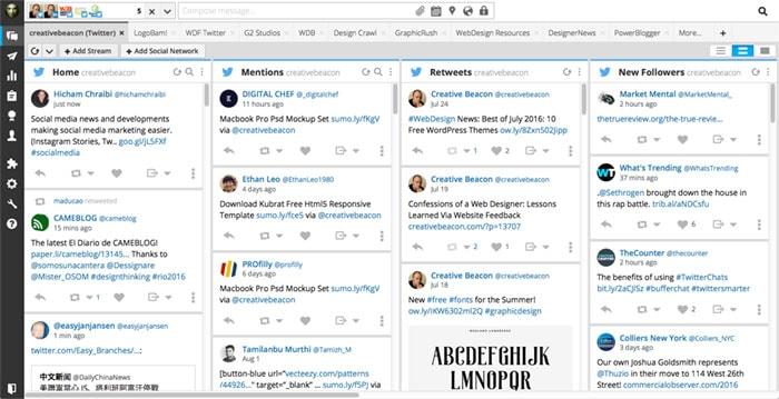Hootsuite - social media tools I use
