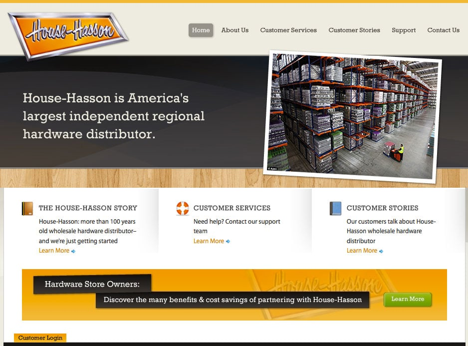 House Hasson Hardware: Hardware Wholesale Distributor
