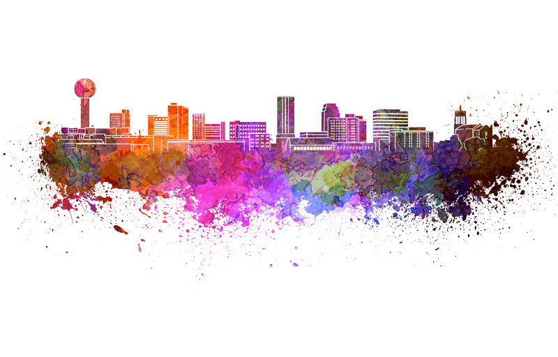 knoxville-colorful-cityscape-1