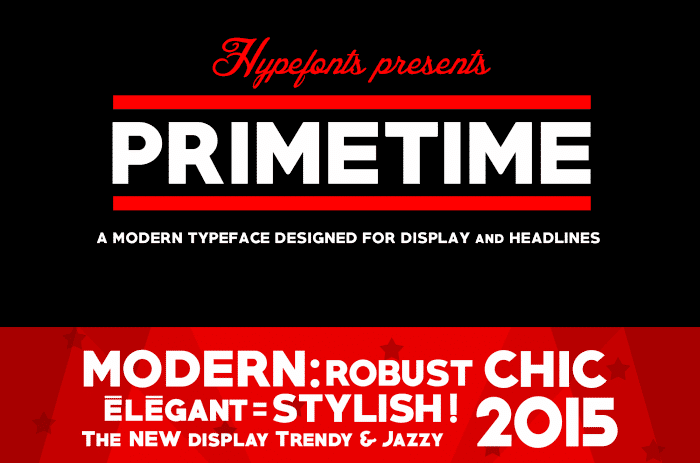 Great Headline Fonts For Instant Attention