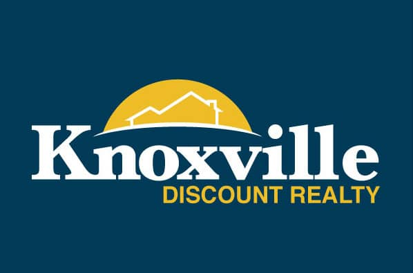 Knoxville Discount Realty logo Redesign