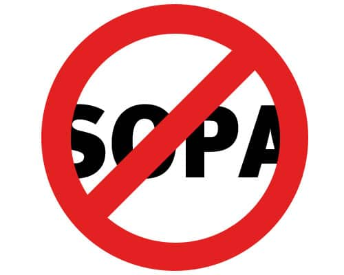 SOPA: destruction of freedom and small businesses