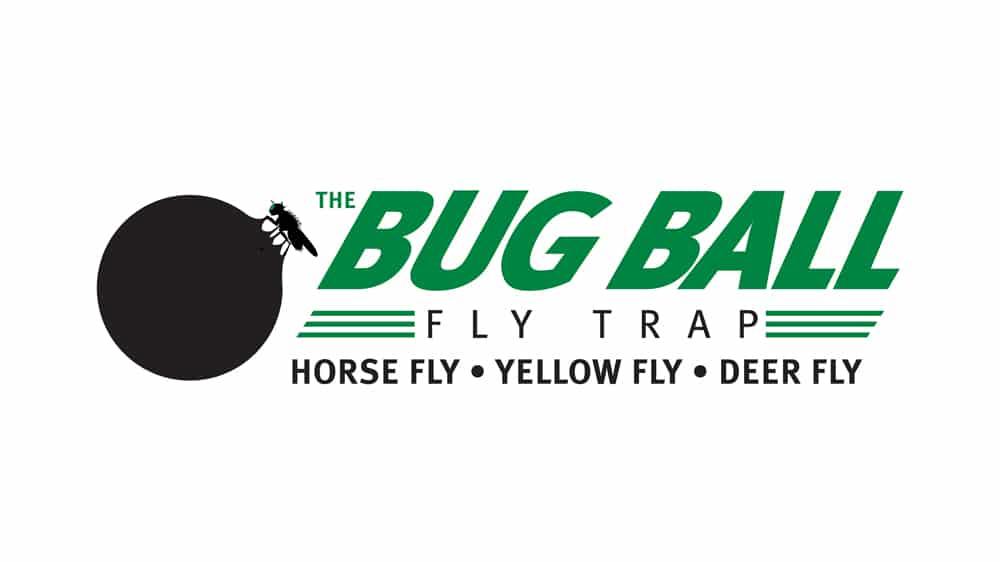 The Bug Ball Logo Design