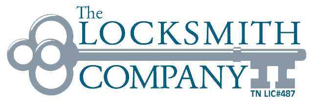 the locksmith color logo