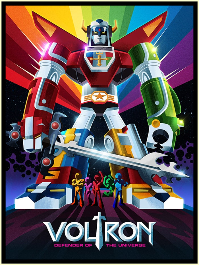 voltron-poster