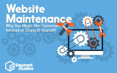 Why a website maintenance package might be right for you